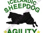 Icelandic Sheepdog Agility apparel