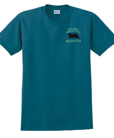 Icelandic Sheepdog Agility T-Shirt
