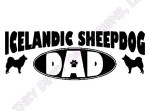 Icelandic Sheepdog Dad Gifts