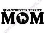 Manchester Terrier Mom Sweatshirt
