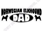 Norwegian Elkhound Dad Gifts