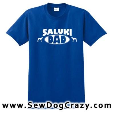 Saluki Dad TShirts