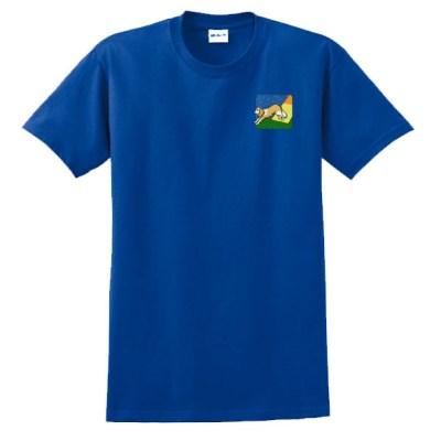 Cavalier King Charles Spaniel Agility T-Shirt