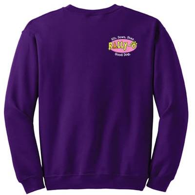 Embroidered Rallyo Sweatshirt