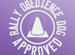 Rally Obedience Approved Decal
