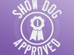 Show Dog Approved Decal