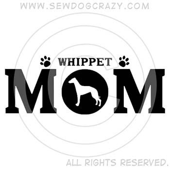Whippet Mom Shirts