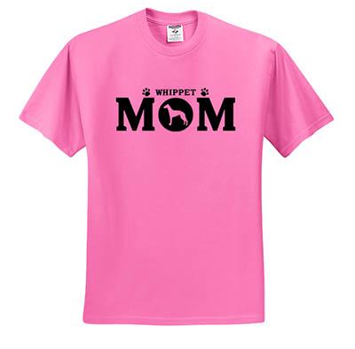 Whippet Mom Tshirt
