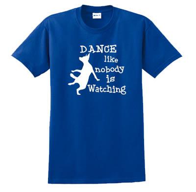 Dog Dancing T-shirt