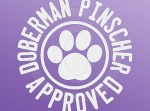 Doberman Pinscher Decal