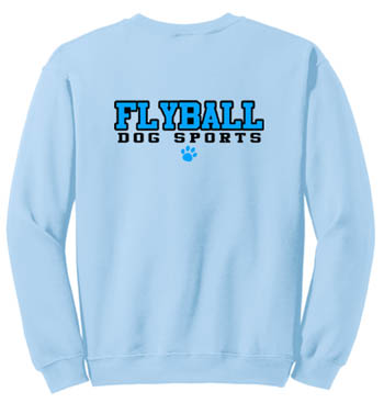 Dog Flyball Sweatshirt