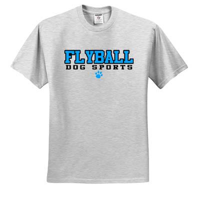 Dog Sport Flyball T-shirt