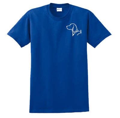 Embroidered Gordon Setter T-Shirt