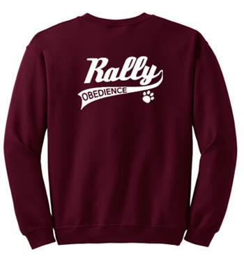 Rally Obedience Sweatshirt