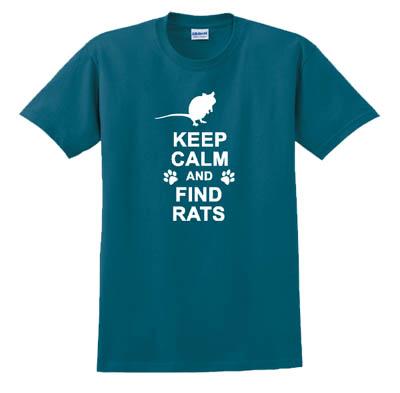 Find Rats T-Shirt