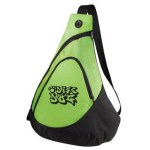 Graffiti Disc Dog Sling Pack