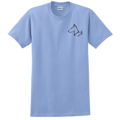Doberman Earthdog T-Shirt