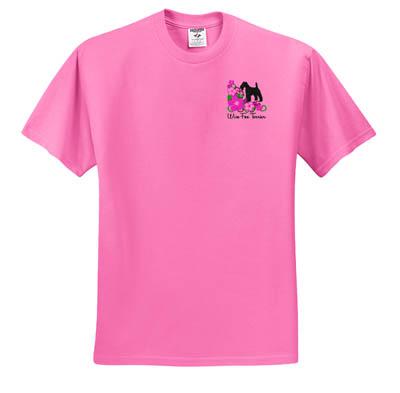 Pretty Wire Fox Terrier T-Shirt