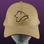 Keeshond Barn Hunt Hat