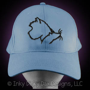 Cairn Terrier Barn Hunt Hat