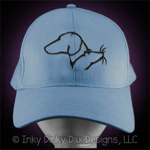 Dachshund Barn Hunt Hat