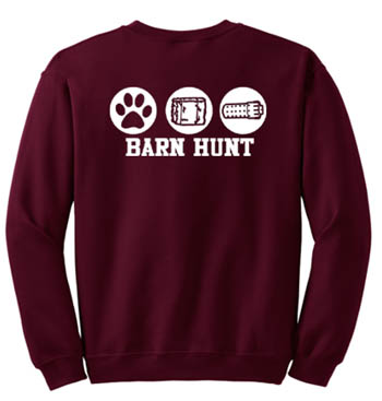 Barn Hunt Sweatshirt