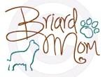 Briard Mom Apparel