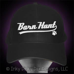 Baseball Barn Hunt Hat