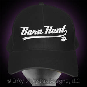 Baseball Barn Hunt Hat