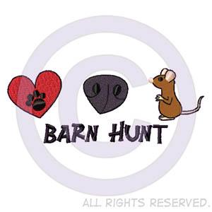 Love Barn Hunt Shirts