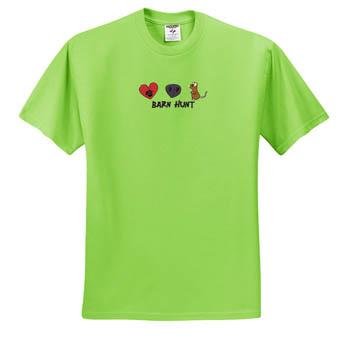 Love Barn Hunt T-Shirt