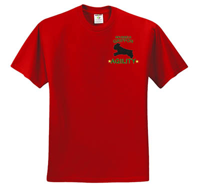 Brussels Griffon Agility Shirt