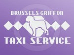 Brussels Griffon Taxi Decal