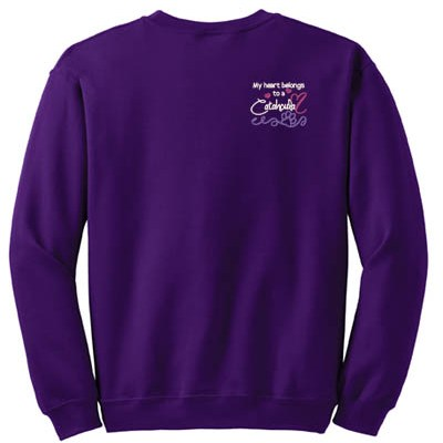Embroidered Catahoula Sweatshirt