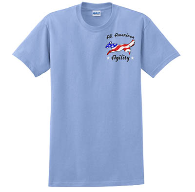 All American Dog Agility T-Shirt