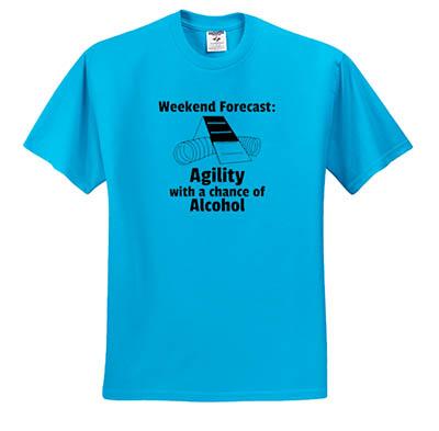 Funny Agility TShirts