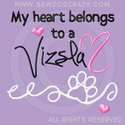 Pretty Vizlsa Shirts