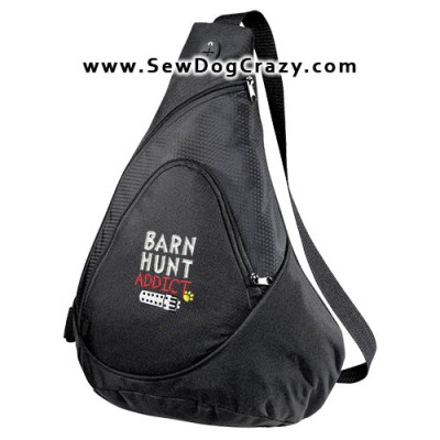 Barn Hunt Addict Bags