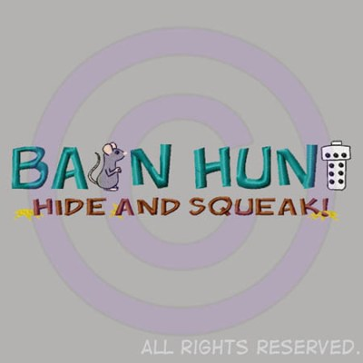Embroidered Barn Hunt Shirts