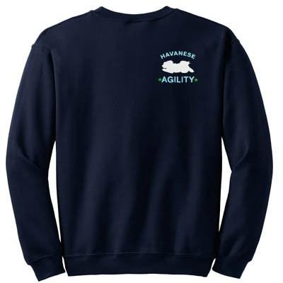 Havanese Agility Sweatshirt