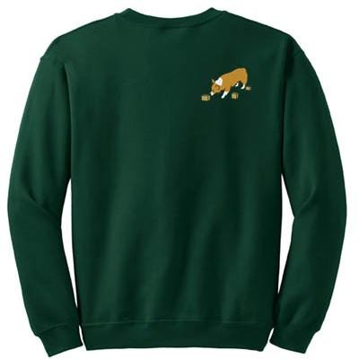 Corgi Nose Work Sweatshirt