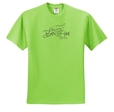 Golden Retriever Barn Hunt Tshirt