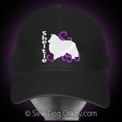 Cool Sheltie Hat