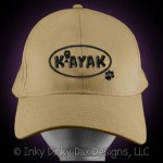 K9 Kayak Embroidered Hat