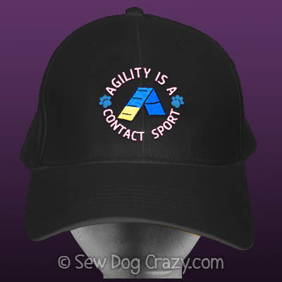 Fun Dog Agility Hat