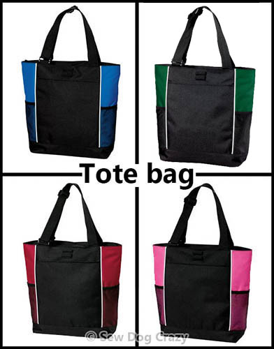 Tote Bag Color Options