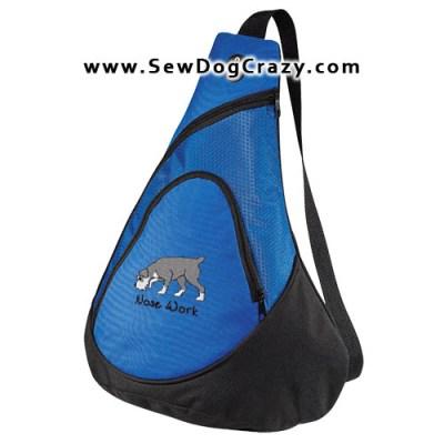 Nose Work Schnauzer Bag