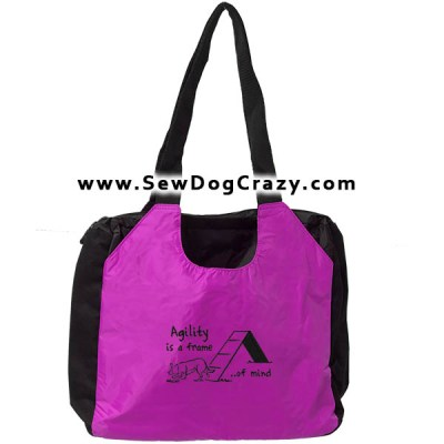 Agility Border Collie Bags