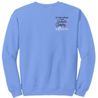 Icelandic Sheepdog Sweatshirt