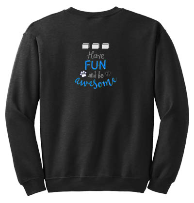 Fun Nose Work Sweatshirt